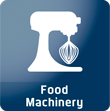 >Food industry machinery