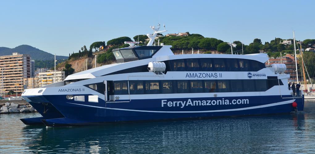 FERRY AMAZONAS II